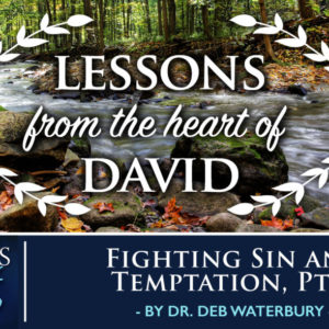 Fighting Sin and Temptation Part 2  – Lessons from the Heart of David